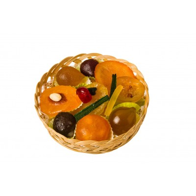 Corbeille de Fruits Confits