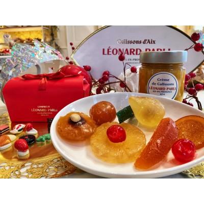 Produits pour pâtisserie Léonard Parli - Gâteau des Rois